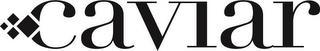 CAVIAR trademark