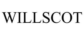 WILLSCOT trademark