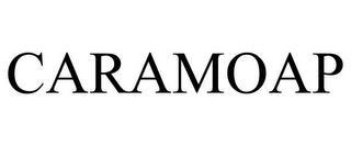 CARAMOAP trademark