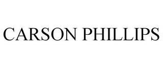 CARSON PHILLIPS trademark