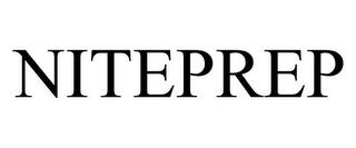NITEPREP trademark