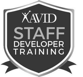AVID STAFF DEVELOPER TRAINING trademark