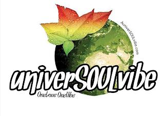 UNIVERSOULVIBE ONELOVE ONEVIBE AUNIVERSOULVIBE.COM trademark