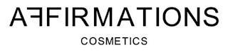 AFFIRMATIONS COSMETICS trademark