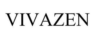 VIVAZEN trademark