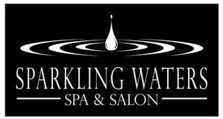 SPARKLING WATERS SPA & SALON trademark