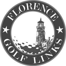 FLORENCE GOLF LINKS trademark