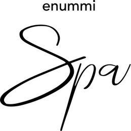 ENUMMI SPA trademark