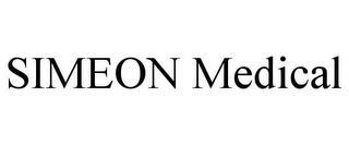 SIMEON MEDICAL trademark