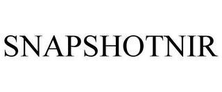 SNAPSHOTNIR trademark
