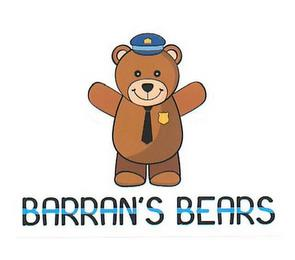 BARRAN'S BEARS trademark