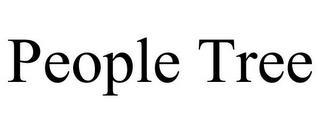 PEOPLE TREE trademark