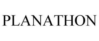 PLANATHON trademark