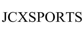 JCXSPORTS trademark