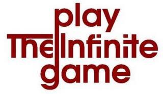 PLAY THE INFINITE GAME trademark