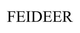 FEIDEER trademark