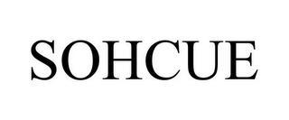 SOHCUE trademark