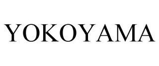 YOKOYAMA trademark