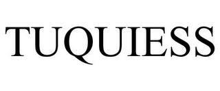 TUQUIESS trademark