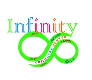 INFINITY UNITY PLAY NURTURE CHILD CARE CENTER GROW LEARN S & S 17 trademark