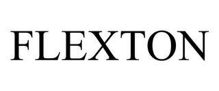 FLEXTON trademark