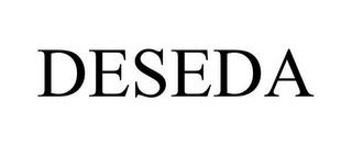 DESEDA trademark