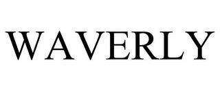 WAVERLY trademark