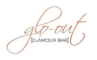 GLO OUT GLAMOUR BAR trademark