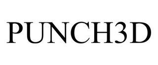 PUNCH3D trademark