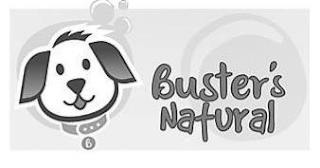 B BUSTER'S NATURAL trademark