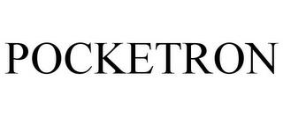 POCKETRON trademark