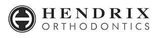 H O HENDRIX ORTHODONTICS trademark