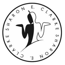 SHARON E. CLARKE SHARON E. CLARKE trademark