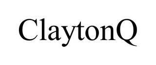 CLAYTONQ trademark