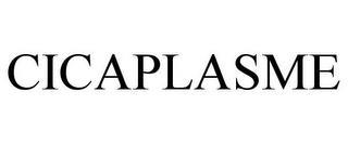 CICAPLASME trademark