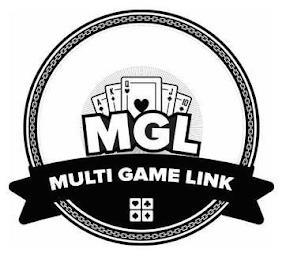 MGL MULTI GAME LINK A K Q J10 trademark