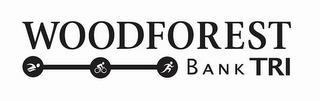 WOODFOREST BANK TRI trademark