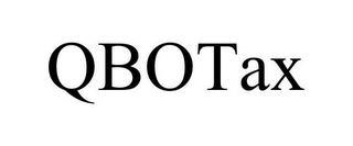 QBOTAX trademark