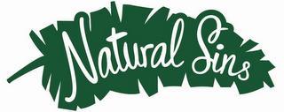 NATURAL SINS trademark