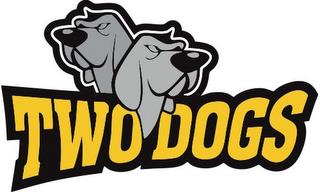 TWO DOGS trademark