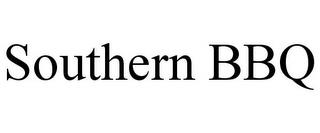 SOUTHERN BBQ trademark