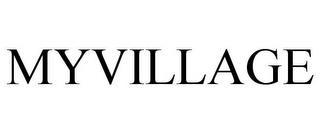 MYVILLAGE trademark