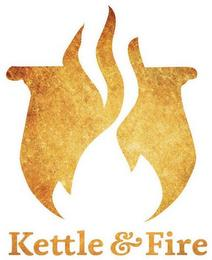 KETTLE & FIRE trademark