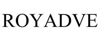 ROYADVE trademark