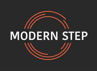 MODERN STEP trademark