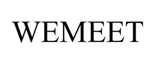 WEMEET trademark