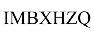 IMBXHZQ trademark