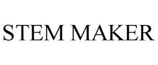 STEM MAKER trademark