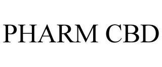 PHARM CBD trademark