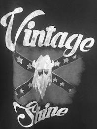 VINTAGE SHINE trademark